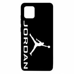 Чохол для Samsung Note 10 Lite Jordan