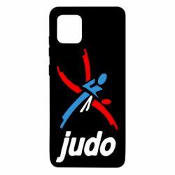 Чохол для Samsung Note 10 Lite Judo Logo