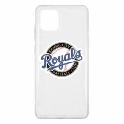 Чохол для Samsung Note 10 Lite Kansas City Royals