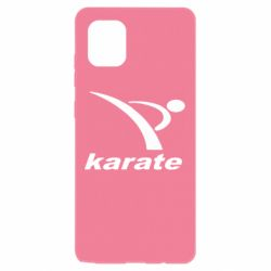Чехол для Samsung Note 10 Lite Karate
