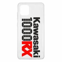 Чохол для Samsung Note 10 Lite Kawasaki 1000RX