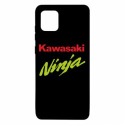Чехол для Samsung Note 10 Lite Kawasaki Ninja