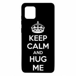 Чохол для Samsung Note 10 Lite KEEP CALM and HUG ME