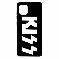 Чехол для Samsung Note 10 Lite Kiss Logo