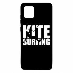 Чохол для Samsung Note 10 Lite Kitesurfing