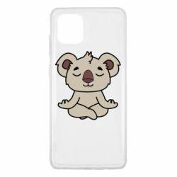 Чехол для Samsung Note 10 Lite Koala