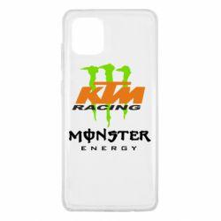 Чехол для Samsung Note 10 Lite KTM Monster Enegry