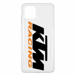 Чехол для Samsung Note 10 Lite KTM Racing