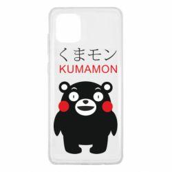 Чохол для Samsung Note 10 Lite Kumamon