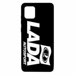 Чехол для Samsung Note 10 Lite Lada Autosport