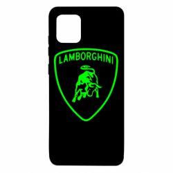 Чохол для Samsung Note 10 Lite Lamborghini Auto