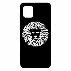 Чехол для Samsung Note 10 Lite лев