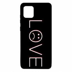 Чохол для Samsung Note 10 Lite lil peep: love
