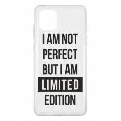 Чохол для Samsung Note 10 Lite Limited edition
