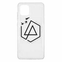 Чохол для Samsung Note 10 Lite Linkin park Until It's Gone