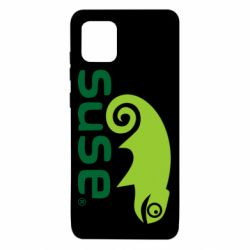Чехол для Samsung Note 10 Lite Linux Suse