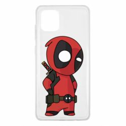 Чохол для Samsung Note 10 Lite Little Deadpool