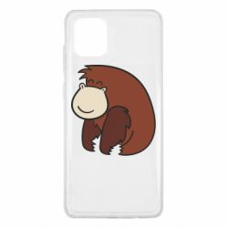 Чехол для Samsung Note 10 Lite Little monkey