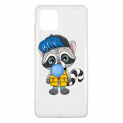 Чехол для Samsung Note 10 Lite Little raccoon