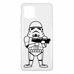 Чохол для Samsung Note 10 Lite Little Stormtrooper
