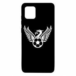 Чохол для Samsung Note 10 Lite Liverpool and soccer ball