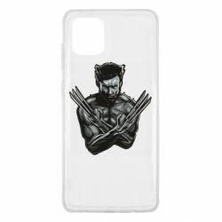Чехол для Samsung Note 10 Lite Logan Wolverine vector