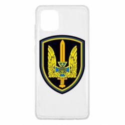Чехол для Samsung Note 10 Lite Логотип Азов