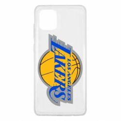 Чехол для Samsung Note 10 Lite Los Angeles Lakers