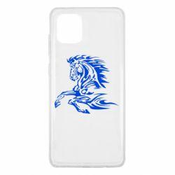 Чехол для Samsung Note 10 Lite Лошадь