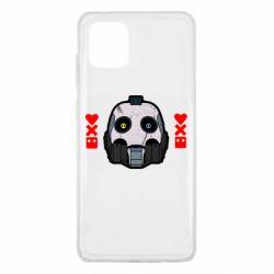 Чехол для Samsung Note 10 Lite Love death and robots