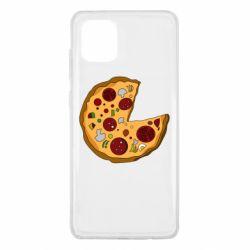 Чохол для Samsung Note 10 Lite Love Pizza
