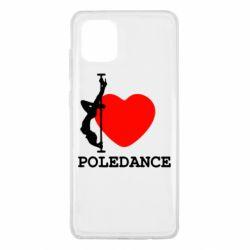 Чохол для Samsung Note 10 Lite Love Pole Dance
