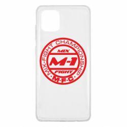 Чехол для Samsung Note 10 Lite M-1 Logo