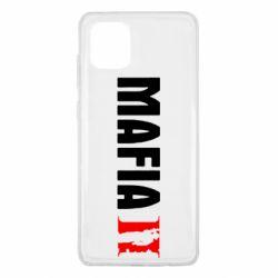 Чехол для Samsung Note 10 Lite Mafia 2