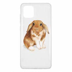 Чохол для Samsung Note 10 Lite Маленький кролик