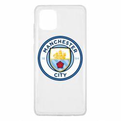 Чохол для Samsung Note 10 Lite Manchester City