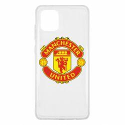 Чохол для Samsung Note 10 Lite Манчестер Юнайтед