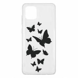 Чохол для Samsung Note 10 Lite Many butterflies