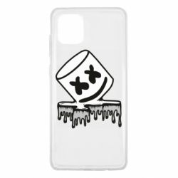 Чохол для Samsung Note 10 Lite Marshmallow melts