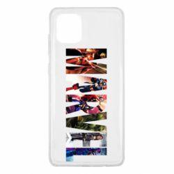 Чохол для Samsung Note 10 Lite Marvel Avengers