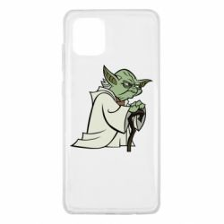 Чехол для Samsung Note 10 Lite Master Yoda