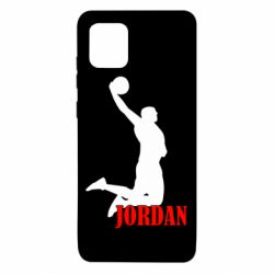 Чехол для Samsung Note 10 Lite Майкл Джордан