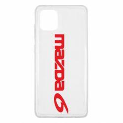 Чехол для Samsung Note 10 Lite Mazda 6