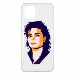 Чохол для Samsung Note 10 Lite Michael Jackson Graphics Cubism