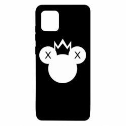 Чохол для Samsung Note 10 Lite Mickey with a crown