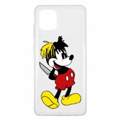 Чохол для Samsung Note 10 Lite Mickey XXXTENTACION