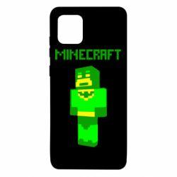 Чехол для Samsung Note 10 Lite Minecraft Batman