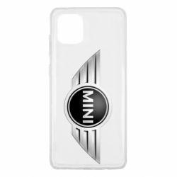 Чехол для Samsung Note 10 Lite Mini Cooper