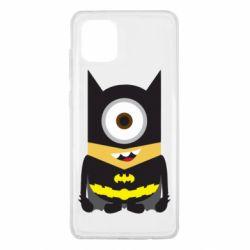 Чохол для Samsung Note 10 Lite Minion Batman