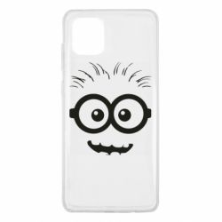 Чехол для Samsung Note 10 Lite Minion head